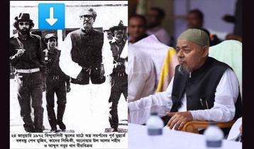 Abdus Sabur Khan Bir Bikram dies