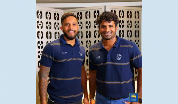 Sri Lanka arrive in Dhaka to play 3 ODIs