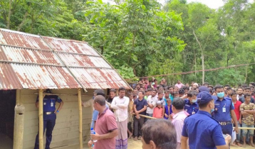 Triple murder in Sylhet: Local weapons used in chopping
