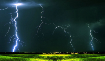 Nine killed in lightning strikes, 6 hurt