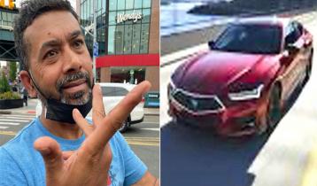Bangladeshi`s car stolen in broad daylight in New York
