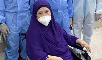 Khaleda costs Tk 13 lakh at hospital for 53 days