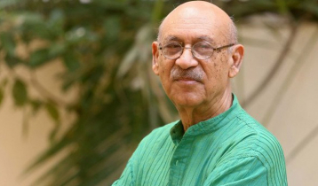 Abul Hayat admitted to hospital