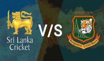 Sri Lanka to arrive in Dhaka Sunday for 3 ODIs