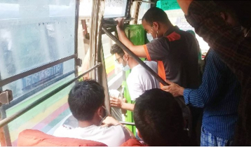 Chaos over bus fare in city public transports