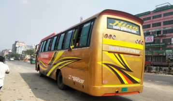 Long-haul buses ply on ignoring restrictions