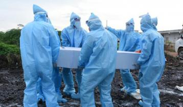 Global death toll from coronavirus nears 34 lakh