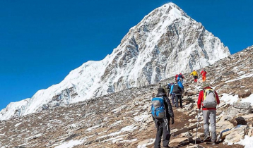 Covid fears spreading on Mount Everest