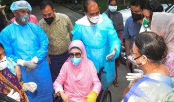 Family expects decision on Khaleda's treatment in abroad by evening