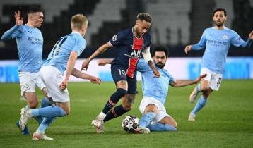 Champions League: Man City to face PSG