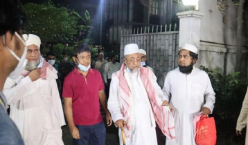 Hefajat leaders place four demands to home minister