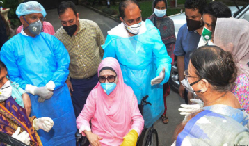 Recommendations to take Khaleda abroad for treatment