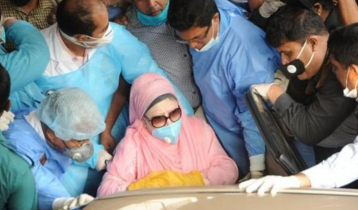 Khaleda Zia tests Covid-19 positive: Health directorate