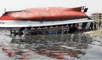Launch capsize in Shitalakkhya: 14 held