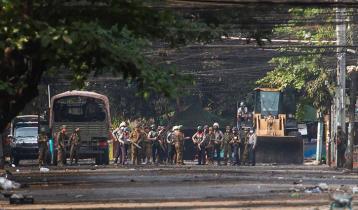 Myanmar junta sentences 19 protesters to death