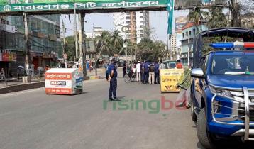 Strick lockdown being observed in Narayanganj