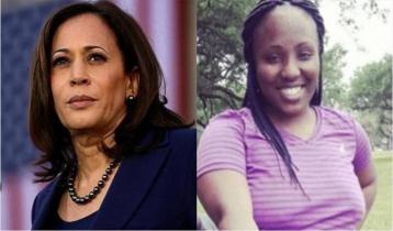 Florida nurse arrested for threatening US Vice President Kamala H