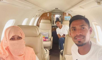 Shakib, Mustafiz return home, put in hotel quarantine