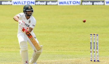 Shanto also hits fifty
