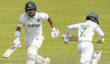Bangladesh end day 1 at 302/2 in first Test against Sri Lanka