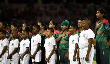 Bangladesh women's cricket team gets Test status