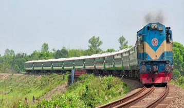 Dhaka's rail communication suspended with rest of the country