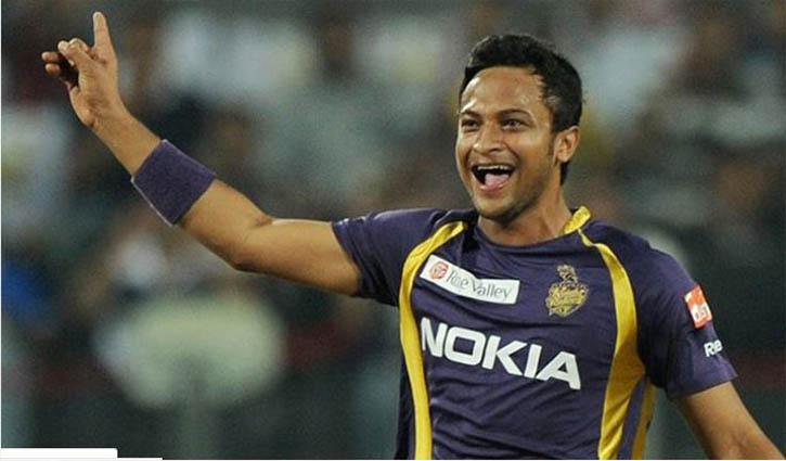 Shakib leaves Dhaka to play IPL
