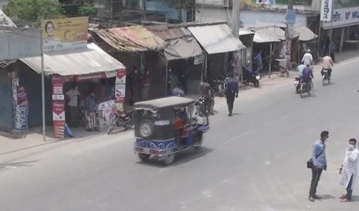 7-day strict lockdown begins in Satkhira