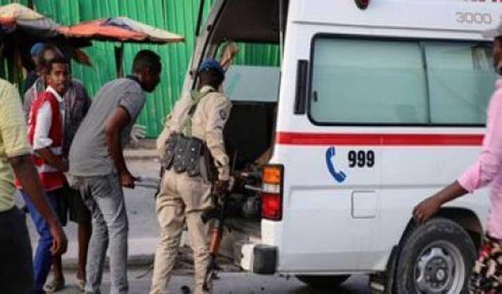 Suicide bombing in Somalia leaves 6 dead