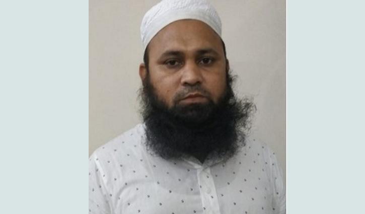 Hefazat leader Lokman Hossain held