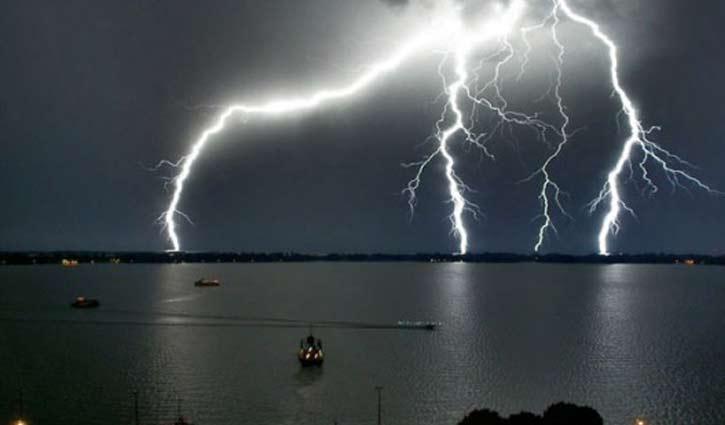 Lightning strike kills 7 in Netrokona