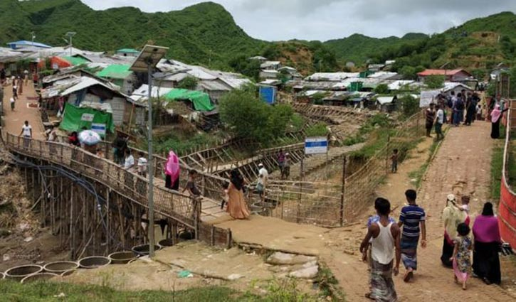 Lockdown extended in five Rohingya camps