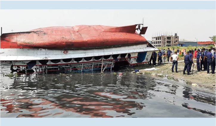 Launch capsize: 26 bodies recovered so far