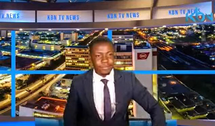 Presenter demands his salary during live TV broadcast