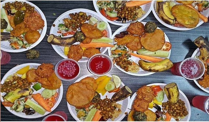 Advice to refrain from Iftar parties to prevent infection in USA