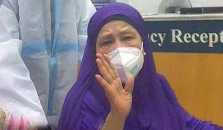 Khaleda Zia suffering from intermittent fever: Fakhrul