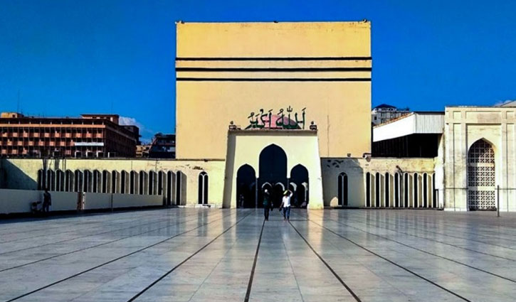 Govt issues 10-point directives to say prayer in mosques