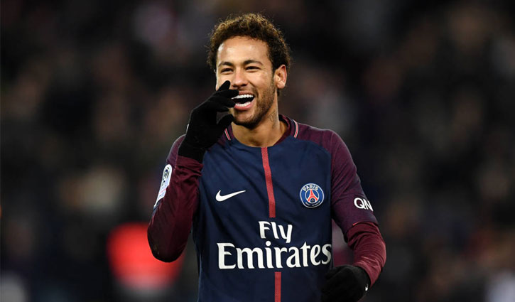 Neymar extends PSG contract to 2026