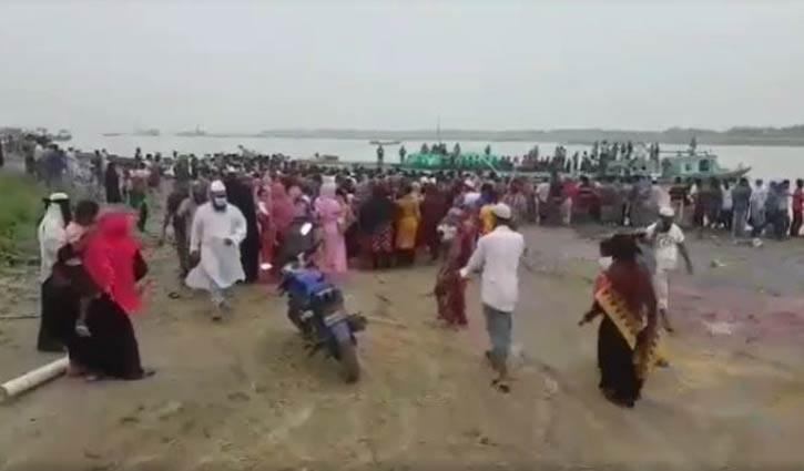 Bulkhead, speedboat collision kills 18 in Padma