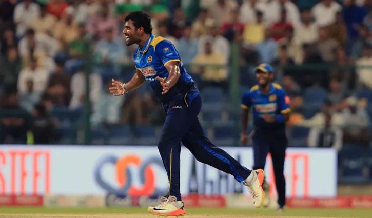 Perera announces retirement from international cricket