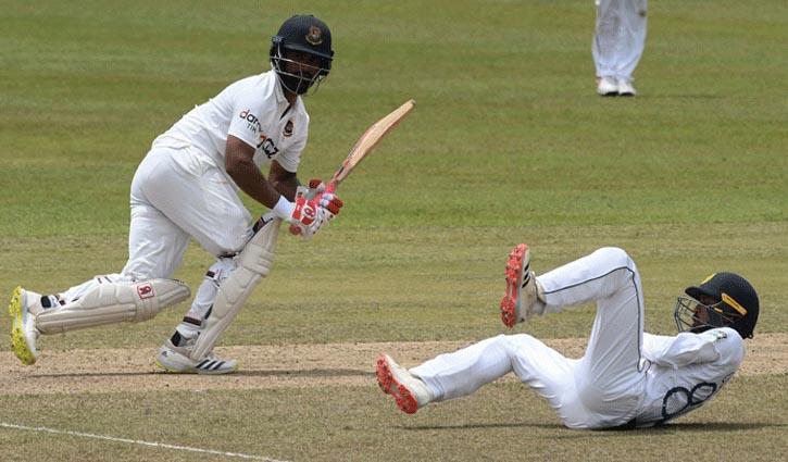 Bangladesh cross 200 runs