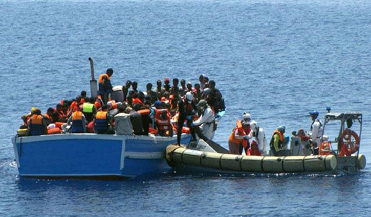 164 Bangladeshis rescued from Mediterranean Sea