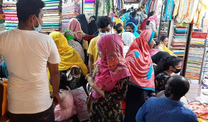 Shops, shopping malls to remain closed: Owners association