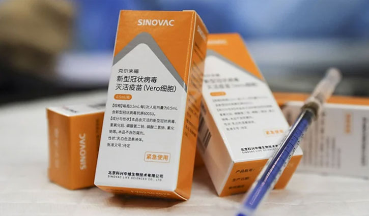 China's Sinovac vaccine approved in Bangladesh for emergency use