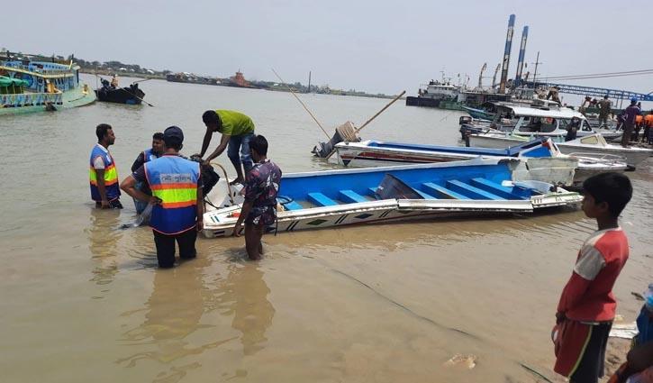 Speedboat had no registration, driver had no skill