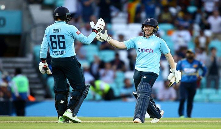 England win ODI series against Sri Lanka