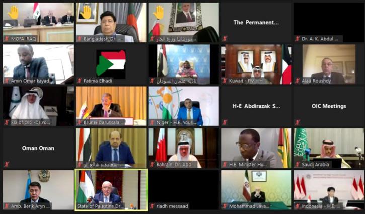 Bangladesh urges UN to resolve Palestine crisis