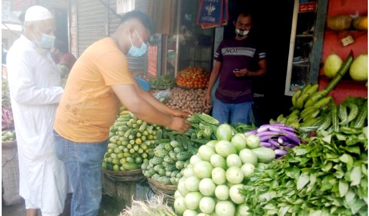 হিলিতে সবজির দাম দ্বিগুণ