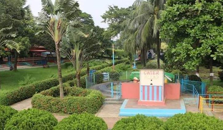 পয়লা বৈশাখে নীরব-নিস্তব্ধ সাভারের বিনোদন কেন্দ্র