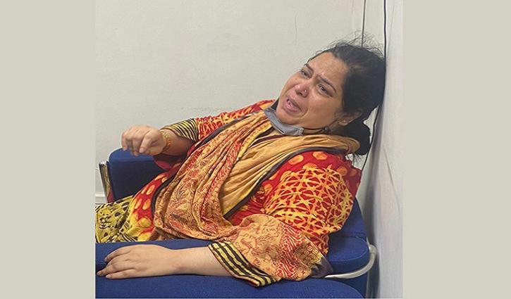 'সরকার নয়, দুর্নীতির বিরুদ্ধে কথা বলেছে রোজিনা'